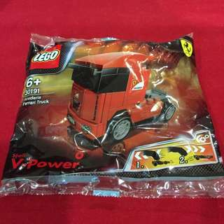 V-Power Lego Scuderia Ferrari Truck