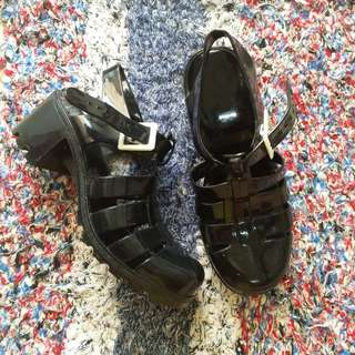 Juju Jelly Shoes By Asos
