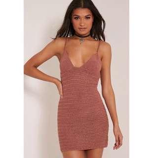Pretty Little Thing Crochet Dress