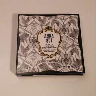 Anna Sui Matte Powder Foundation $35