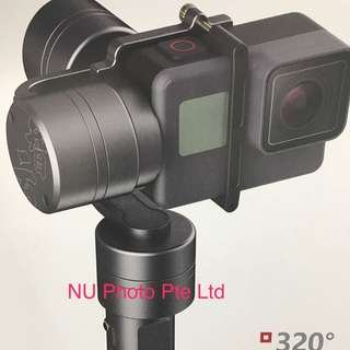 Zhiyun Evolution 3-Axis Gimbal Stabilizer For Gopro