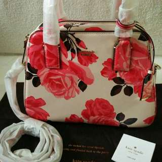 Kate Spade CAMERON STREET ROSES LITTLE BABE