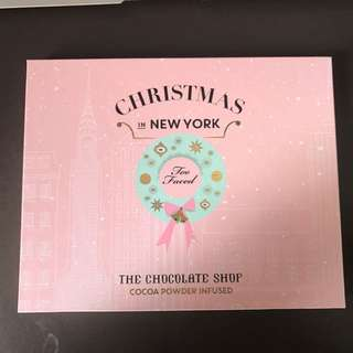 "Too Faced ""Christmas In New York"" Limited Edition Eyeshadow & Contour Palette"