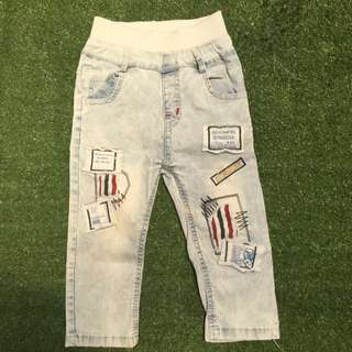 Preloved - Jeans Anak 3-4y