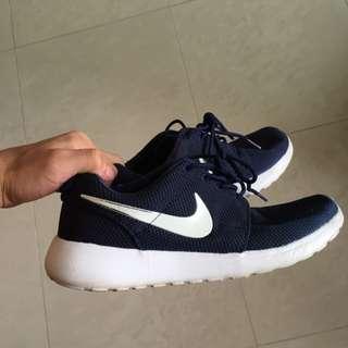 Nike Roshe Navy Blue