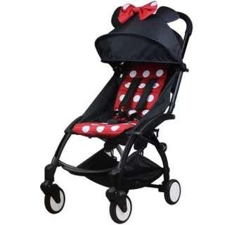 Yoya 1代嬰幼兒推車(買一送七)