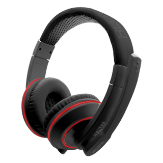 (Brand New) Alcatroz Gaming Headset Zeta MG570i - Black/Blue (Brand New) Alcatroz Gaming Headset Zeta MG570i - Black/Red
