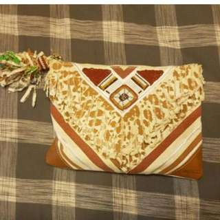 Mimco Tribal Clutch