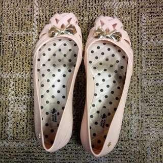 Jelly Bunny Ballet Flats