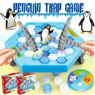 🐰Penguin Trap Game