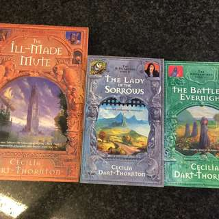Series Of Three Books By Cecilia Dart-Thornton