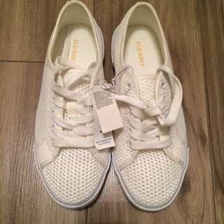 Brand New Crochet Tennis Shoes