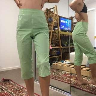 Vintage Three Quarter Pants