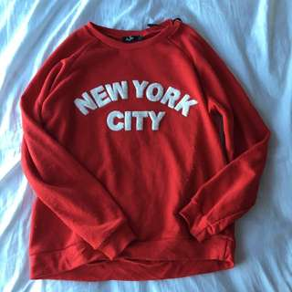 NYC jumper
