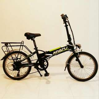 """20"""" Electric Bicycle ( E-bike)with LTA Tag"""