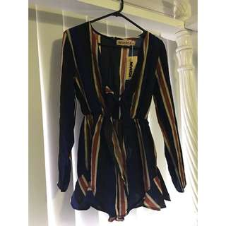 SIZE M 10-12 Playsuit
