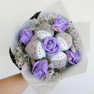 Eeyore Tsum Tsum Flower Bouquet