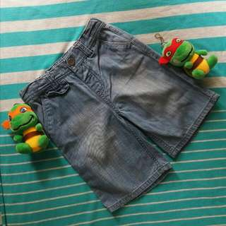 Mothercare Denim Shorts for 18-24M