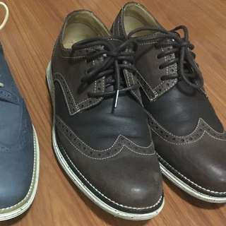 Cole Haan Lunargrand Brown Leather