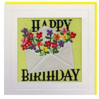 Birthday Mail Greeting Card