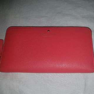 Kate Spade New York Leather Ladies Wallet