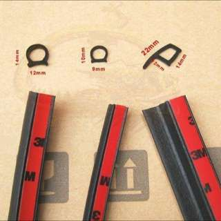 3M - 3rd Generation Soundproof Rubber Seal