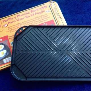 Stovetop Grill/Griddle