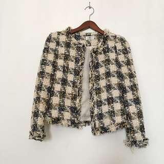 Korean Tweed Jacket