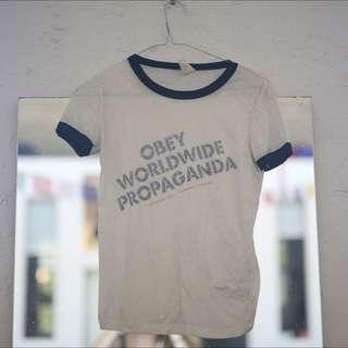 Obey Propaganda Tee