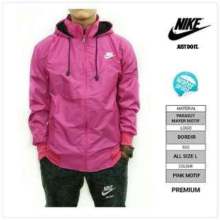 Jaket Parasut Nike Windrunner