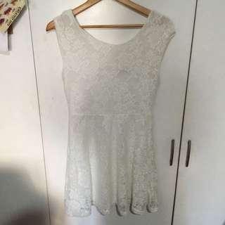 Cotton On Low Back Lace Dress