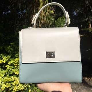 Hugo Boss Bag: Small Hugo Boss Bespoke Bag In Leather