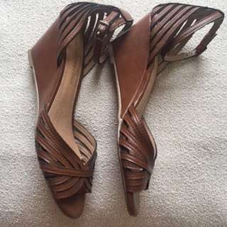 Payless Montegobay Wedge Shoes