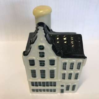 Klm Delft House 88 Minature Bols Flying Blue