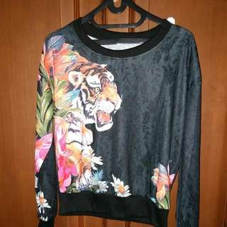 Bangkok Blouse Fit To L