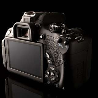 Canon 650D body (like new)
