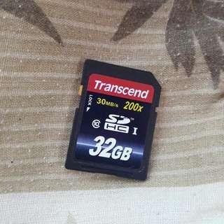 Transcend micro sd card