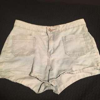 Size 6-8 Shorts