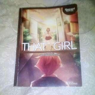 That girl (written by haveyouseenthisgirl)