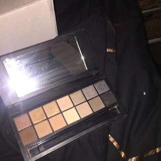Smashbox Full Exposure Eyeshadow Pallete
