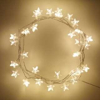 ✨ Stars Fairy Lights ✨