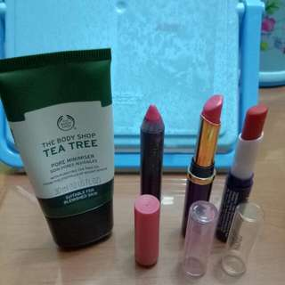 Lipstik & Tea Tree