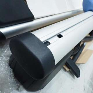 Audi Roof Rack Original - Can Be Fitted On Most Cars With ROOF SIDE SUPPORT