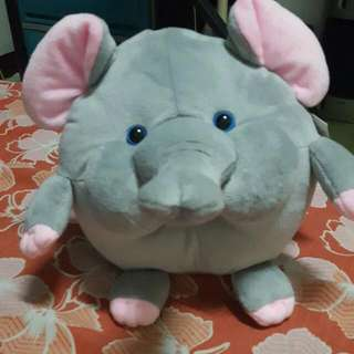 Blue Magic Elephant Stuffed Toy