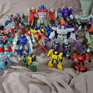 Transformers Titans Return Set