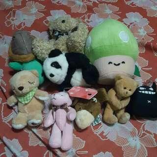 Small Stuffed Toys