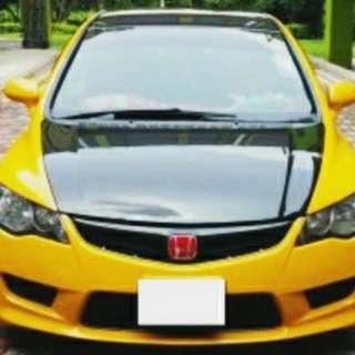 Honda Fd2r Type R