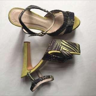 Zara Spring Summer Collection Heels