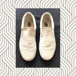 Vans Slip On White