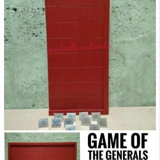 Games Of The Generals